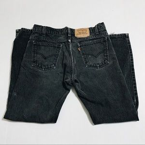 Levis Vintage 505 Regular Fit  Faded Size 34x30